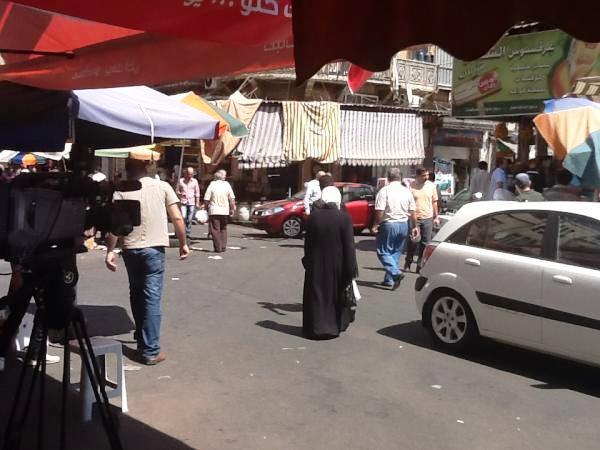 Damasco 19 luglio