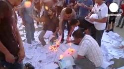 Devastata sede commissione elettorale Bengasi