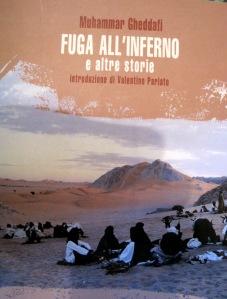Libro Novelle Gheddafi