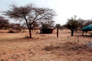 Campo profughi Maliani in Burkina Faso