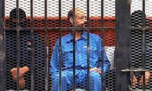 Saif al Islam Gaddafi in Tribunale