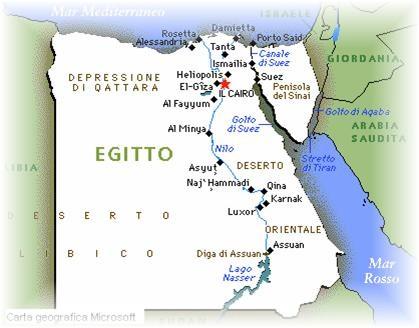 Cartina Geografica Italia Egitto.Egitto Faziosita E Ricerca Dell Identita Maktub Blog