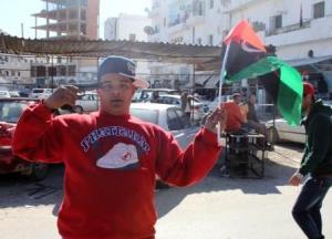 Lo scemo libico