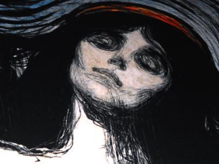 Madonna di E.Munch