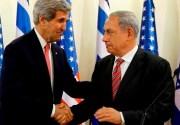 Kerry e Netanyahu