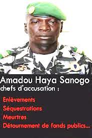 Sanogo in arresto