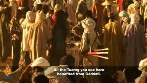 Tuareg Il ritorno dalla Libia