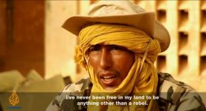 Tuareg La Ribellione