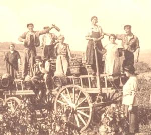 contadini del 1800