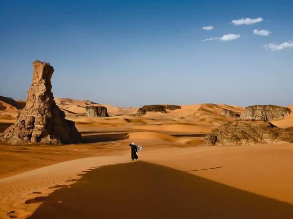 Tamasheq nel Sahara