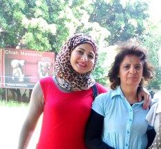 Due attiviste di  Assomoud