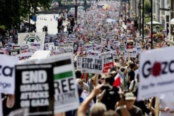 London for palestine