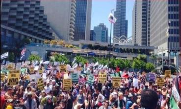 san Francisco for Palestine