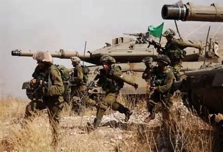 soldati israele in azione