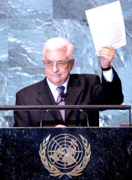 Mahmoud Abbas: applausi dell'Onu e afasia dei media