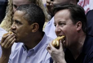 Obama e Cameron