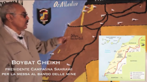 Muro Sahara vergogna Marocco