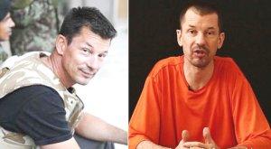 John Cantlie reporter ostaggio