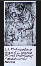 Kierkegaard-scrittorio