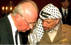 Rabin Arafat