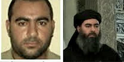 Al Bghdadi prima e dopo