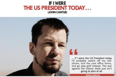 John Cantlie in Dabi5