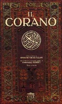 copertina Corano italiano
