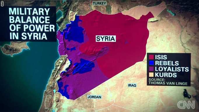 map isis controlled syria