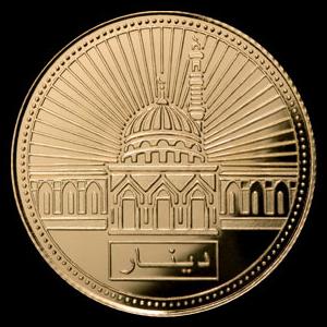 gold dinar isis califfato