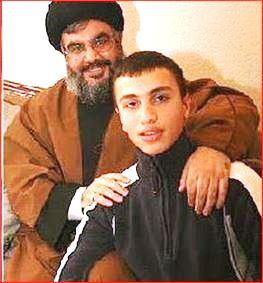 Jihad Mughniyeh Nasrallah