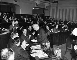 Firma convenzione Montevideo