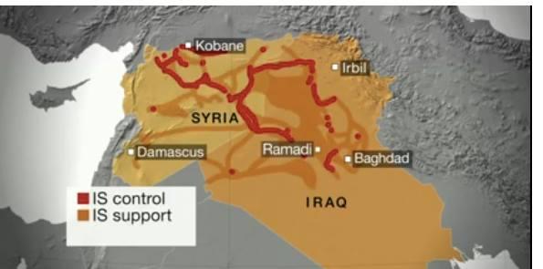 isis syria siria iraq