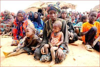 mali profughi donne bambini