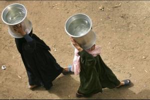 egitto senza acqua donne