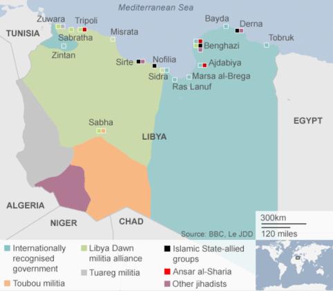 libia-tribù