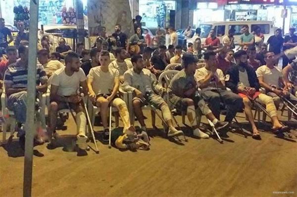 deheisheh-palestinesi-feriti-ginocchia