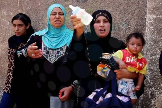 """Le Mamme dell'Egitto e il """"latte dell'esercito"""""""