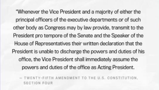costituzione-usa-emendamento-25