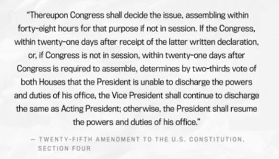 costituzone-usa-emendamento-25