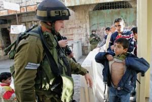 Soldati-idf-israele-e-bambini-palestinesi