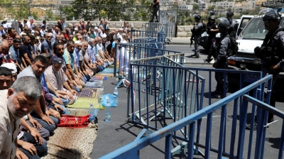 palestinesi-preghiera-crisi-alaqsa