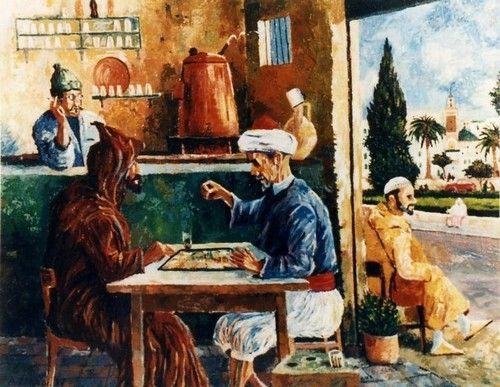 abdellatif-zeraïdi-peintre-maroc