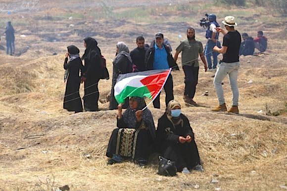 gaza-proteste-marcia-del-ritorno