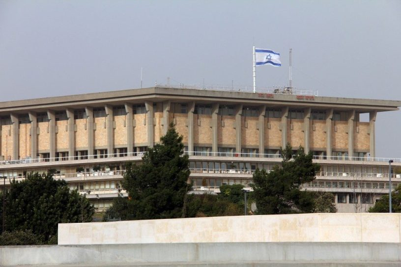 knesset-parlamento-israele