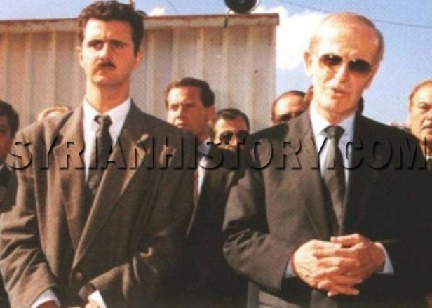 siria-hafez-bashar-assad-1994