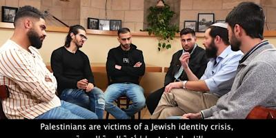 palestinesi-israeliani-dialogo