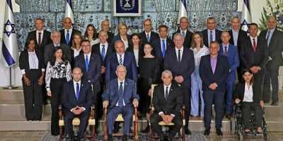 governo-israele-giugno-2021-foto-ufficiale